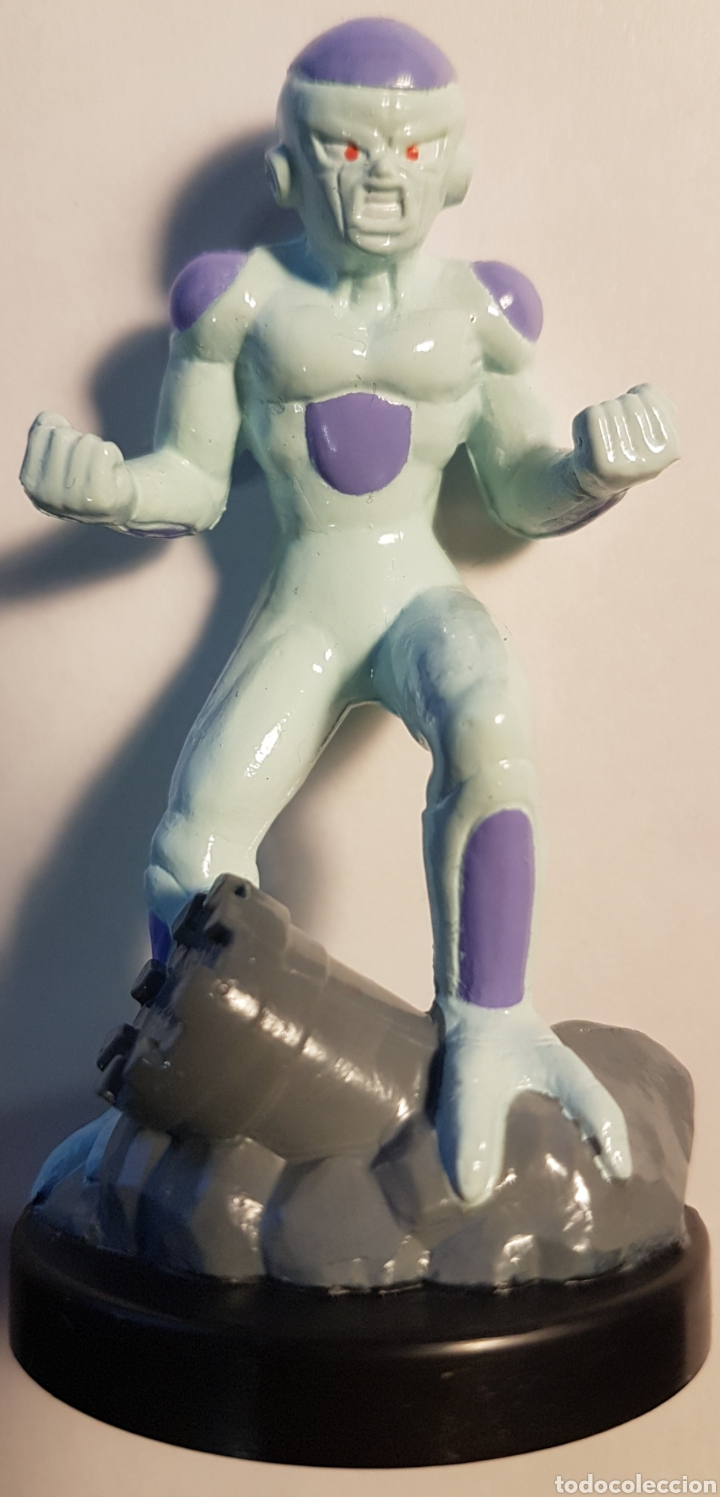Cómics: DRAGON BALL Z CHESS - FIGURA FREEZER FRIZER - PLANETA DE AGOSTINI - Foto 1 - 178630758