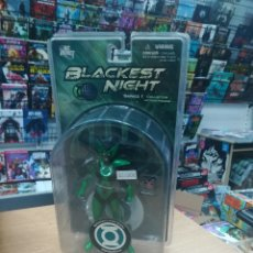 Cómics: BLACKEST NIGHT SERIES 1 COLLECTOR ACTION FIGURE - GREEN LANTERN BOODIKKA. Lote 178982846