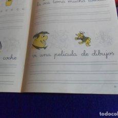 Cómics: CUADERNOS AMIGUITOS Nº 4 CON PEDRO PICAPIEDRA Y EL PATO DONALD WALT DISNEY. SIN USO. REGALO Nº 7.. Lote 180218412