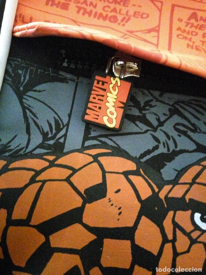 Cómics: Bolso bandolera de los 4 fantásticos ORIGINAL de MARVEL - Foto 2 - 180244380
