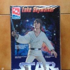 Cómics: STAR WARS COLLECTOR EDITION LUKE SKYWALKER ( JAPAN IMPORT ) FIGURA SAGA COLECCION. Lote 180287677