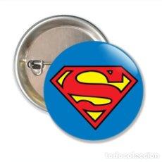 Cómics: CHAPA ALFILER 38 MM COMIC SUPERMAN . Lote 181077832