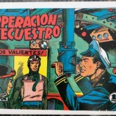 Cómics: OPERACION SECUESTRO (MARCO). FICHA TAMAÑO POSTAL PORTADA Nº 1. BEITIA & ILLERA. NUEVA. Lote 182784297