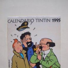 Cómics: CALENDARIO TINTIN 1995 - EDITORIAL NORMA 1994. Lote 182828738