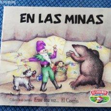 Cómics: ERASE UNA VEZ EL CASERIO EN LAS MINAS. Lote 183735583