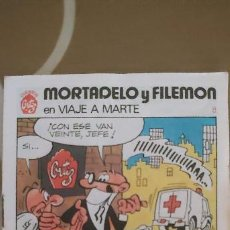Cómics: MORTADELO Y FILEMÓN VIAJE A MARTE Nº 8 DE LA COLECCIÓN MIS 12 CUENTOS DE GITANITOS ORTIZ . Lote 183780942