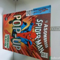 Cómics: SPIDER MAN POP UP. Lote 186014200