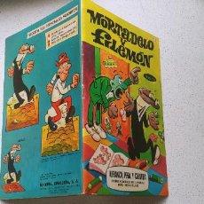 Cómics: MORTADELO Y FILEMÓN ARRANCA PEGA Y COLOREA BRUGUERA Nº 1 UNO MUY BUEN ESTADO PARECE DE JAN. Lote 187443206