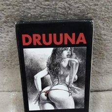 Cómics: DRUUNA (SERPIERI) - JUEGO DE CARTAS - EDICIÓN FRANCESA . Lote 188718921