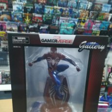 Cómics: SPIDER-MAN FIGURA 25 CM PVC MARVEL VIDEO GAME GALLERY. Lote 192218701