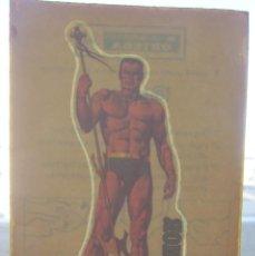 Cómics: PEGATINA DE NAMOR COMIC MARVEL CALCOMANÍAS ORTEGA ADHESIVO AÑO 1973. Lote 252590080