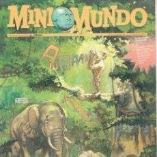 Cómics: MINI MUNDO,SUPLEMENTO JUVENIL,Nº 63.AÑO 1995. Lote 195056921
