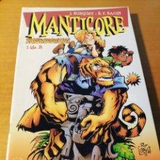 Cómics: MANTICORE - RASHSUSHKAN 1 DE 3. Lote 195728743