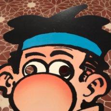Cómics: CARETA SUPERLOPEZ X JAN SUPER LOPEZ 27 CM PRIGINAL EDICIONES B BUEN ESTADO CASA MORTADELO. Lote 195892838