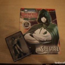 Comics: SUPER HEROES FIGURAS DE COLECCION - SPECTRE - FIGURA Y FASCICULO - SIN ABRIR - BUEN ESTADO. Lote 196653848