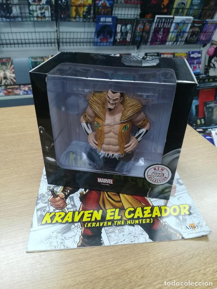 BUSTOS DE COLECCION SUPER HEROES MARVEL #54 KRAVEN EL CAZADOR (Tebeos y Comics - Comics Merchandising)