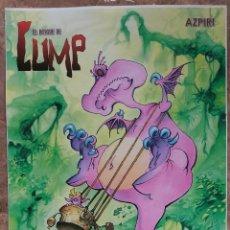Comics : AZPIRI : EL BOSQUE DE LUMP CARTEL PROMOCIONAL DEL LIBRO DE PLANETA . Lote 199307500