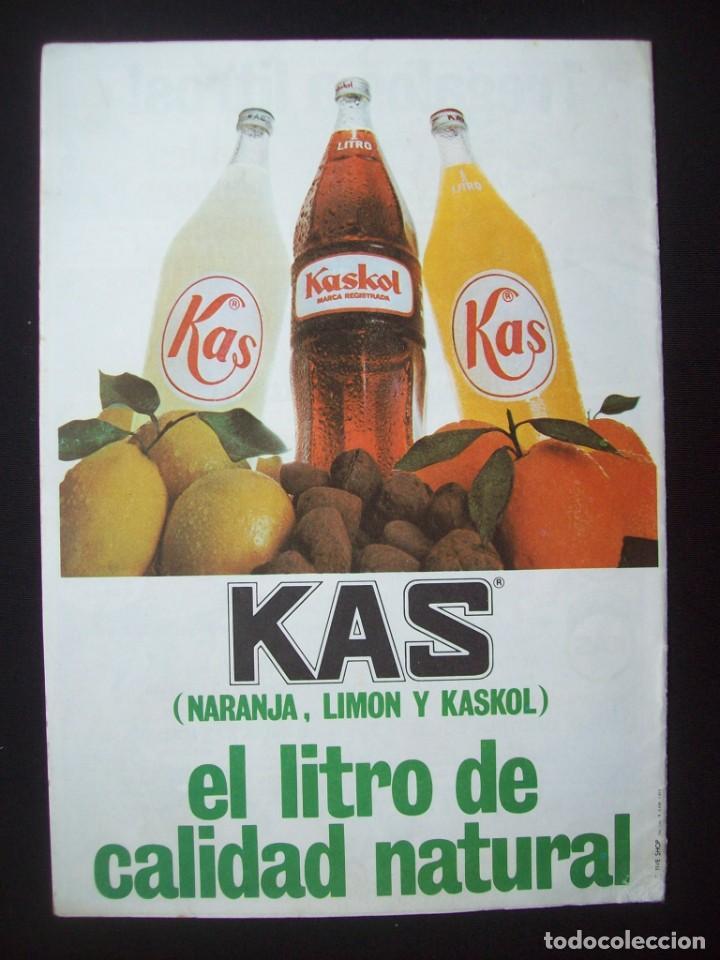 Cómics: Alegría a litros y regalos . Cuadernillo publicitario KAS. Martínez Osete) - Foto 2 - 204064063