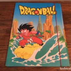 Fumetti: DRAGON BALL Z PORTFOLIO CARPETA 1986 TOEI ANIMATION ARTCELONA. Lote 204769411