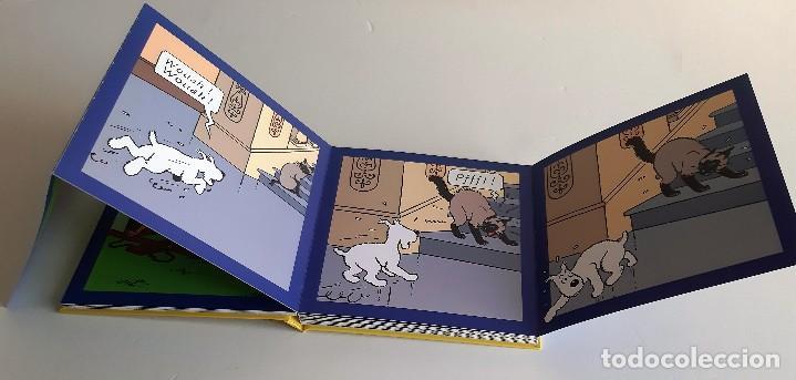 Cómics: TINTIN - IMAGENES EN ACCION - DESCUBRO LOS ANIMALES - EN FRANCES - Foto 4 - 206805982