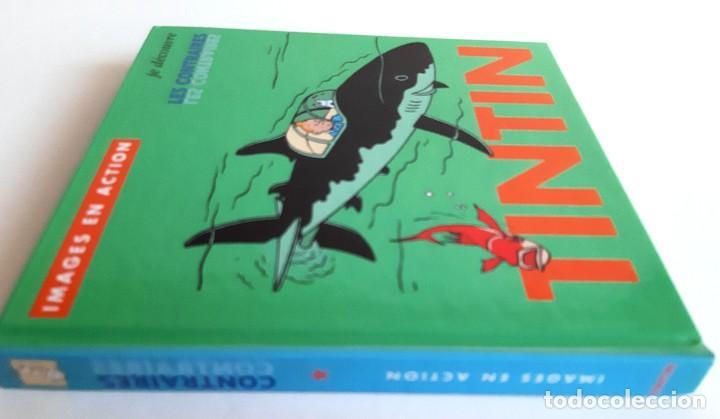 Cómics: TINTIN - IMAGENES EN ACCION - DESCUBRO LOS OPUESTOS - EN FRANCES - Foto 7 - 206806483
