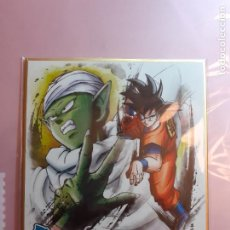 Cómics: DRAGON BALL SHIKISHI COLLECTION ART. Lote 207147562