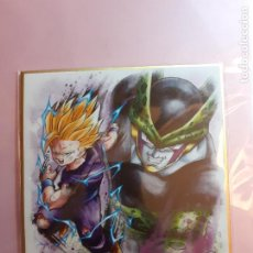 Cómics: DRAGON BALL SHIKISHI COLLECTION ART. Lote 207147567