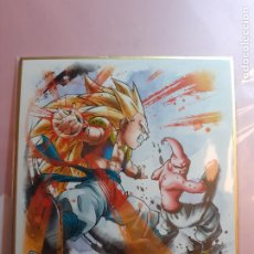 Cómics: DRAGON BALL SHIKISHI COLLECTION ART. Lote 207147583