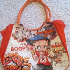 Cómics: BETTY BOOP BONITA BOLSA DE PLAYA O PISCINA. EN LONETA PLASTIFICADA. Lote 213956862