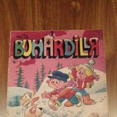 Comics : TEBEO\REVISTA LA BUHARDILLA AÑOS 80. Lote 215896041