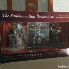 Fumetti: THE SANDMAN MINI-BOOKEND SET - REPOSA LIBROS. Lote 218550953