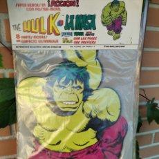Cómics: HULK POSTER MOVIL AÑOS OCHENTA. Lote 219103955