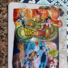 Cómics: DRAGON BALL SUPER SOBRE VACIO ENVOLTORIO SH FIGUARTS SHF. Lote 222807783
