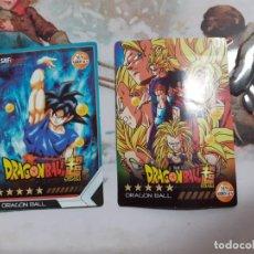 Cómics: DRAGON BALL SUPER CARD ENVOLTORIO SH FIGUARTS SHF. Lote 222808435