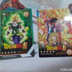 Cómics: DRAGON BALL SUPER CARD ENVOLTORIO SH FIGUARTS SHF. Lote 222808512
