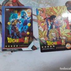 Cómics: DRAGON BALL SUPER CARD ENVOLTORIO SH FIGUARTS SHF. Lote 222808547