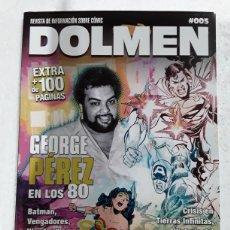 Comics: REVISTA DOLMEN 5 / 305. Lote 224452551