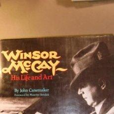 Cómics: WINSOR MCCAY-HIS LIFE AND ART- GRAN FORMATO. Lote 226586335