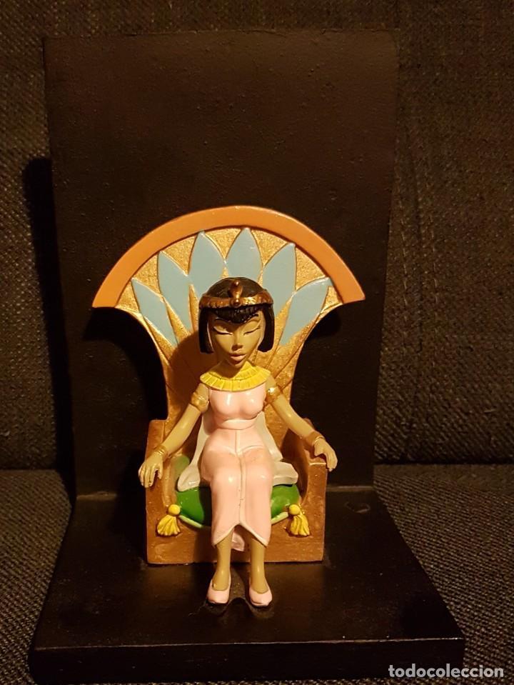 Cómics: Figuras César y Cleopatra. Exclusivas de colección. Astérix. - Foto 4 - 228070302