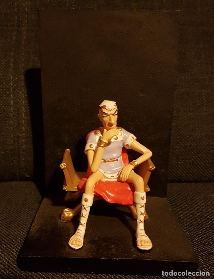 Cómics: Figuras César y Cleopatra. Exclusivas de colección. Astérix. - Foto 5 - 228070302