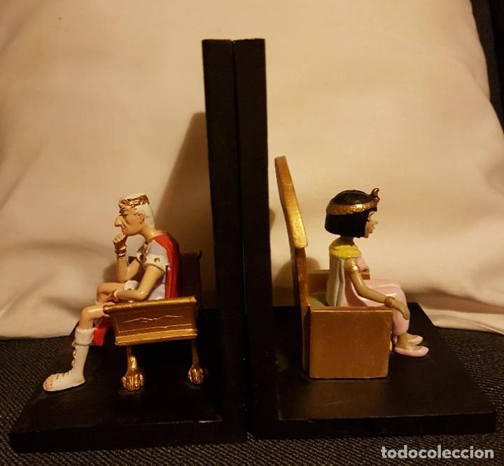 Cómics: Figuras César y Cleopatra. Exclusivas de colección. Astérix. - Foto 6 - 228070302