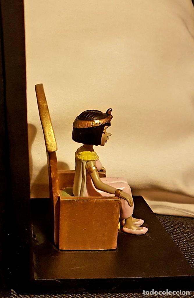 Cómics: Figuras César y Cleopatra. Exclusivas de colección. Astérix. - Foto 10 - 228070302