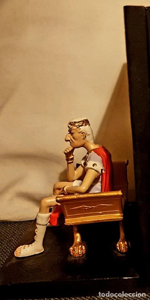 Cómics: Figuras César y Cleopatra. Exclusivas de colección. Astérix. - Foto 11 - 228070302