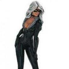 Comics : FIGURA DE PLOMO MARVEL 20 BLACK CAT. SIN CAJA. Lote 230534805