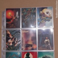 """Comics : RICHARD CORBEN """"COLLECTOR CARDS"""" COLECCIÓN COMPLETA + PROMO CARD. Lote 231767500"""