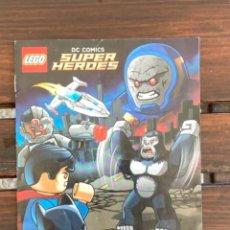 Cómics: LEGO DC COMICS SUPER HEROES JUSTICE LEAGUE MINI COMIC ORIGINAL. Lote 235240020