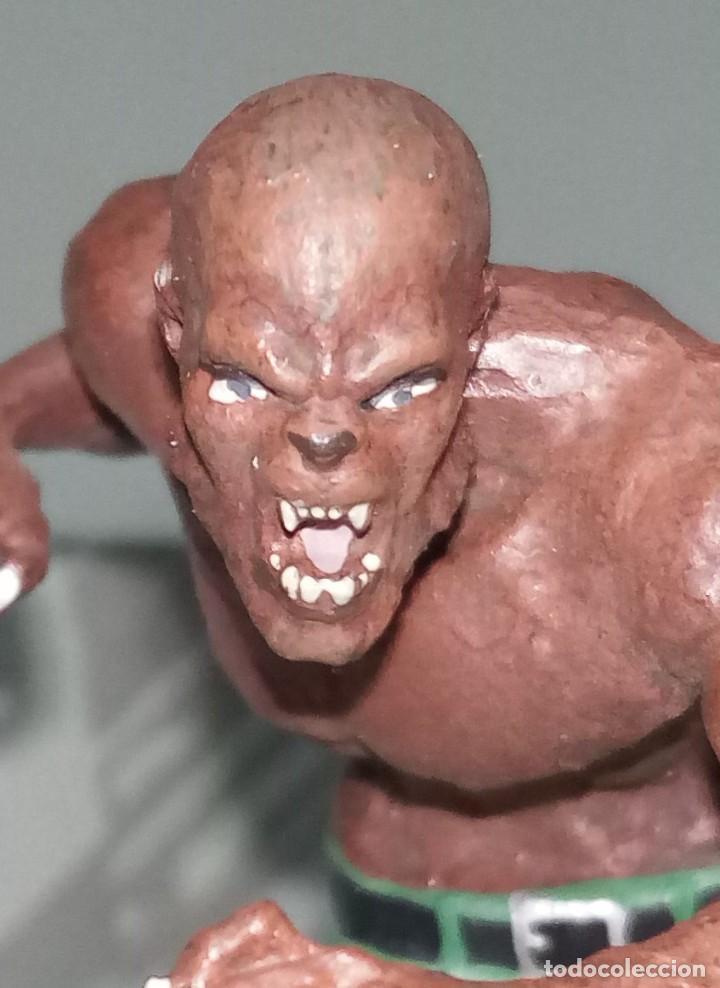 Cómics: Figura de plomo Marvel Nº 188 Werewolf by Night. Con caja. - Foto 2 - 236356145