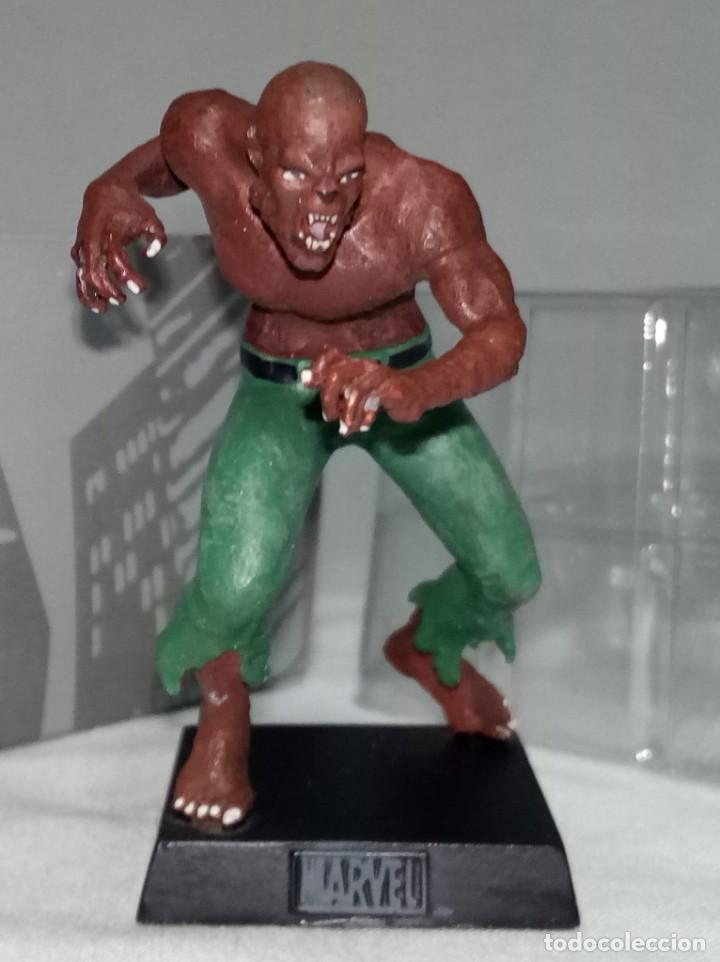 Cómics: Figura de plomo Marvel Nº 188 Werewolf by Night. Con caja. - Foto 3 - 236356145