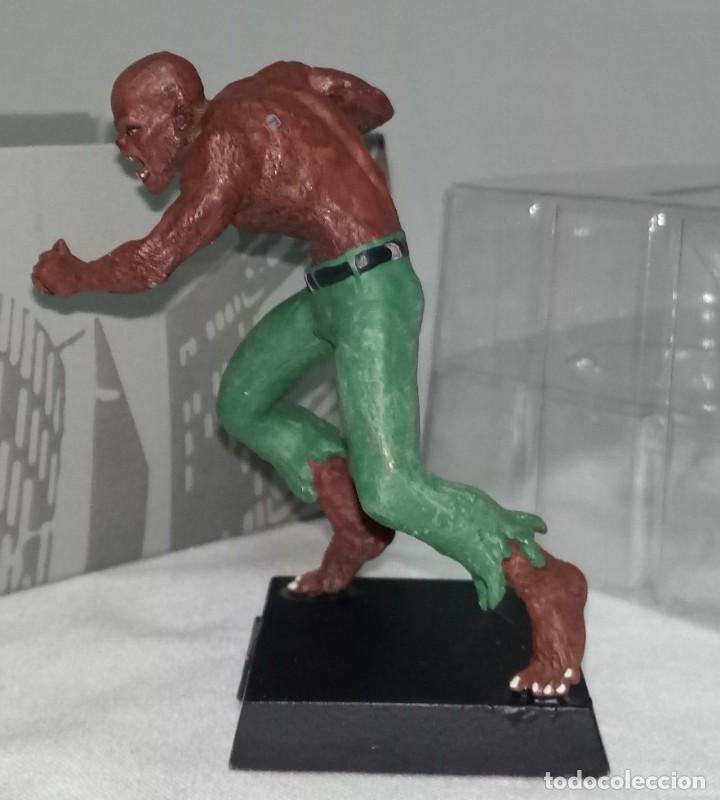 Cómics: Figura de plomo Marvel Nº 188 Werewolf by Night. Con caja. - Foto 4 - 236356145