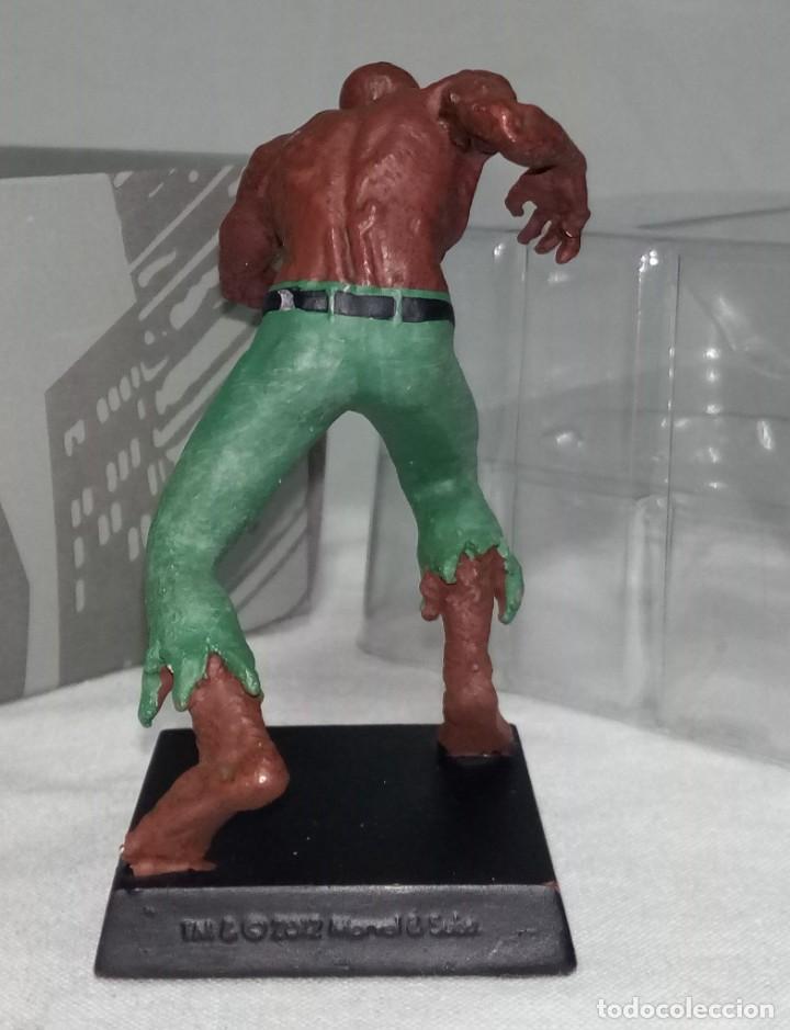 Cómics: Figura de plomo Marvel Nº 188 Werewolf by Night. Con caja. - Foto 5 - 236356145